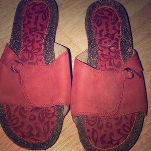 TEVA slip in sandals.  💥